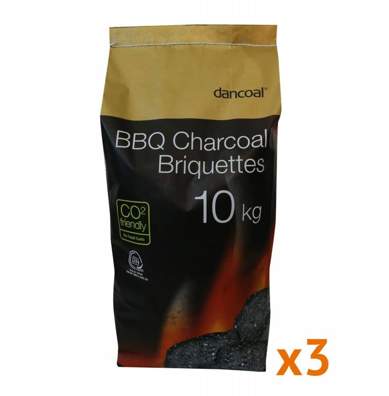 Dancoal Grillbriketts / Briketts 30 KG