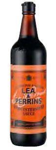 Heinz Lea&Perrins Worcester Sauce 568ml