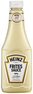 Heinz Frites Sauce 875ml