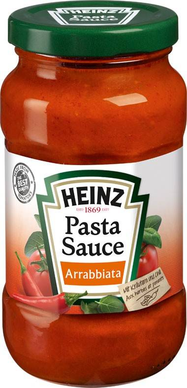 Heinz Pasta Sauce Arrabbiata 300g