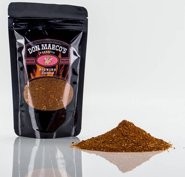 Don Marco`s Dry Rub PigWing 630g Beutel