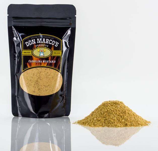 Don Marco`s Dry Rub Carolina Mustard 630g