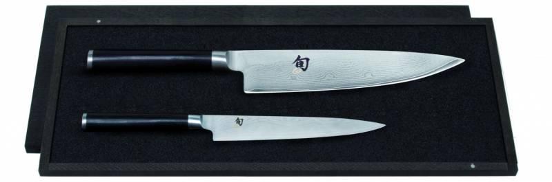 KAI Shun Messerset (Allzweckmesser, Kochmesser)