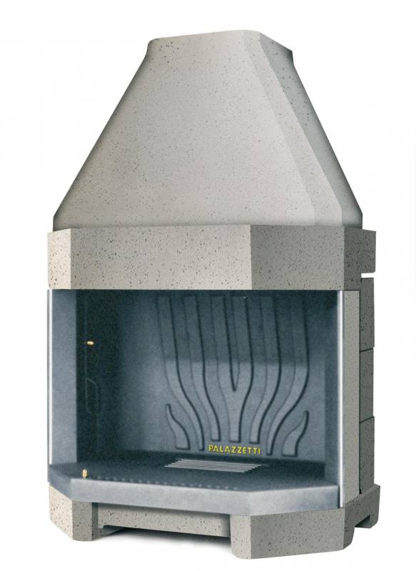 Palazzetti Feuerstätte Palex C78 Exagone