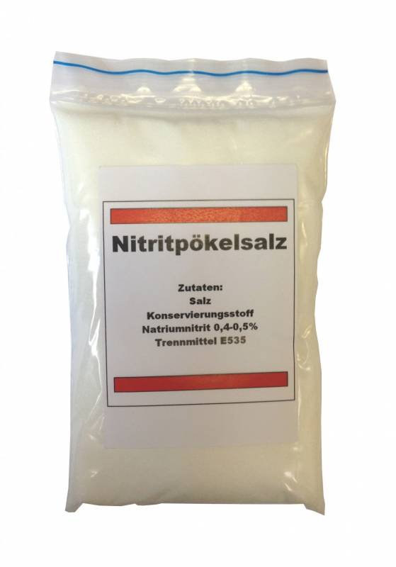 Grillfürst Nitritpökelsalz Small Pack 250g