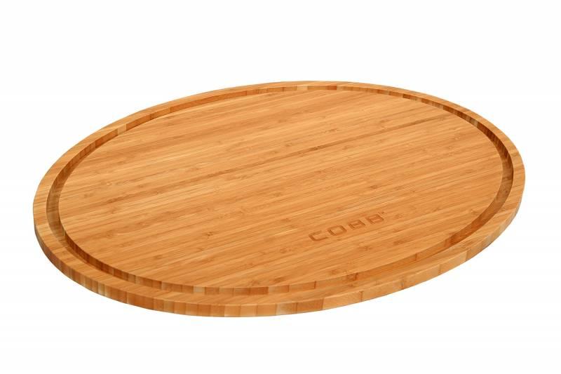 """Cobb Schneidebrett Bambus für Cobb Grill """"Supreme"""", 48 cm x 34 cm"""