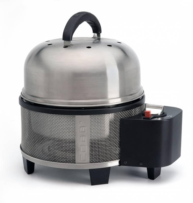 Auslaufmodell - Cobb Grill PREMIER Gasgrill mit gelochter Grillplatte Campinggrill Tischgrill