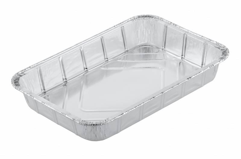 Rösle Grillschalen aus Aluminium, 5 Stück