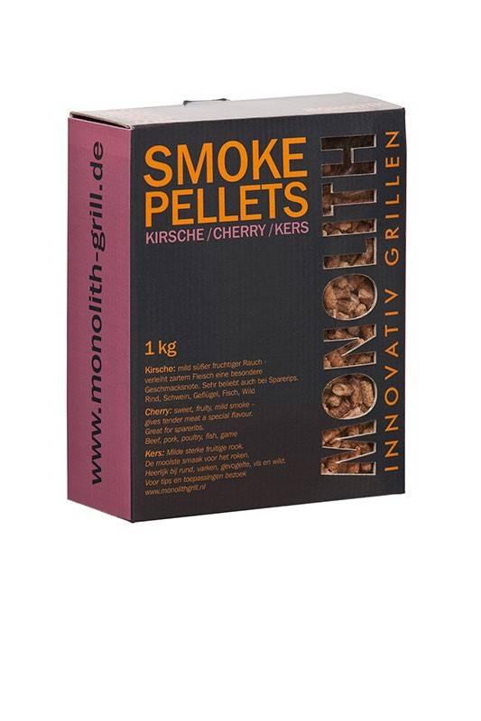 Monolith Smoke Pellets Kirsch / Cherry 1kg Karton