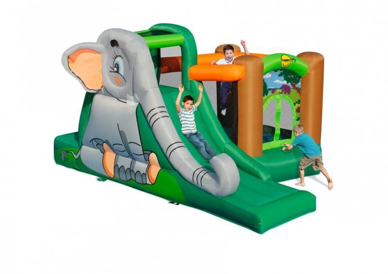 Hüpfburg HappyHop Elefantenparadies Dumbo