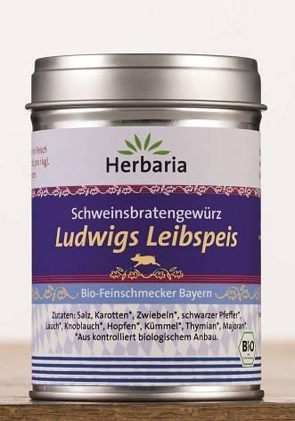Herbaria BIO Ludwigs Leibspeis - Schweinsbratengewürz 95g