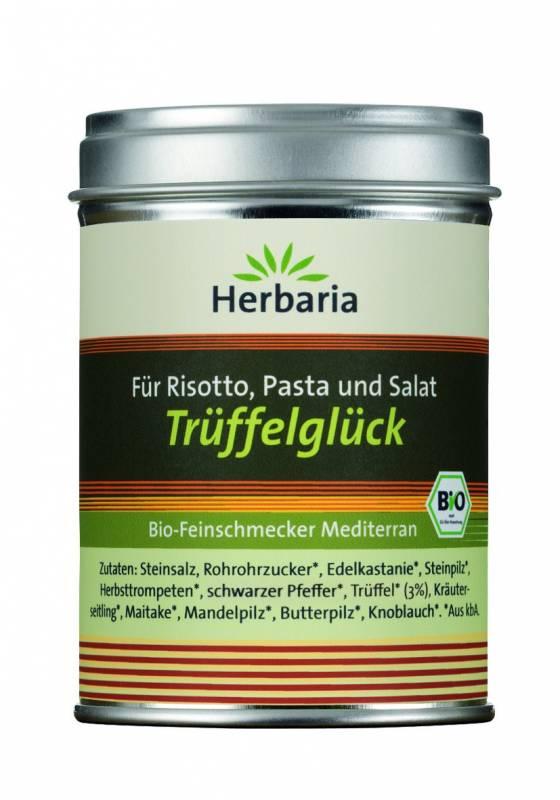 Herbaria BIO Trüffelglück - Mischung für mediteranes Dressing 110g