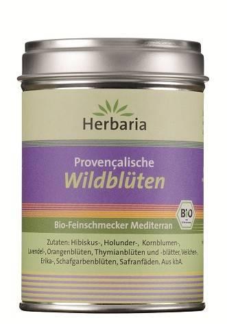 Herbaria BIO Provencalische Wildblüten 25g