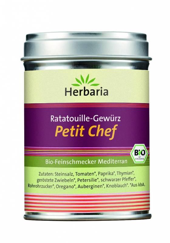 Herbaria BIO Petit Chef - 75g M-Dose