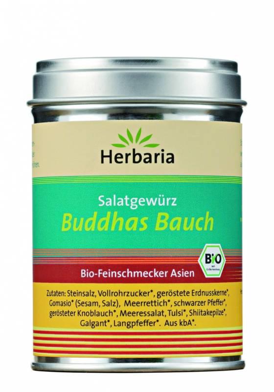 Herbaria BIO Buddhas Bauch - Salatgewürz 100g