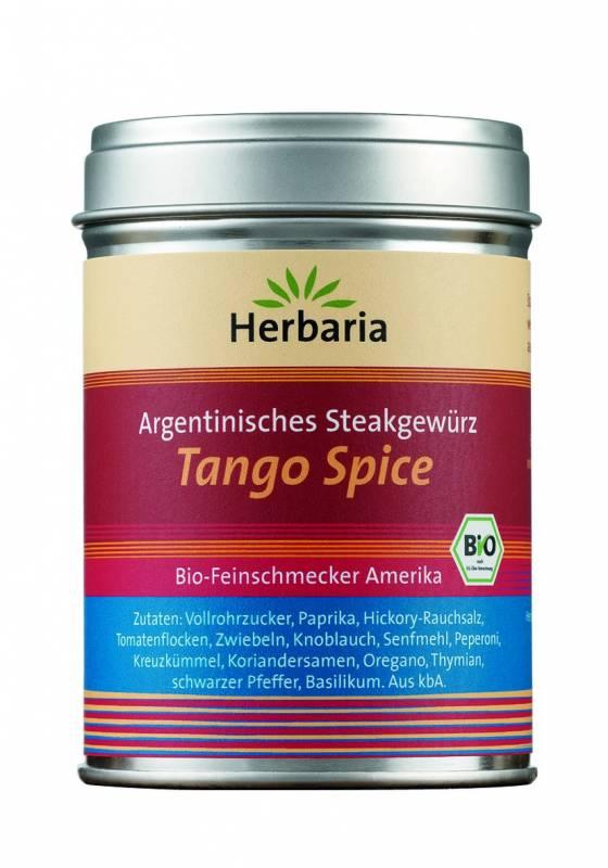 Herbaria BIO Tango Spice - Argentinisches Steakgewürz 100g