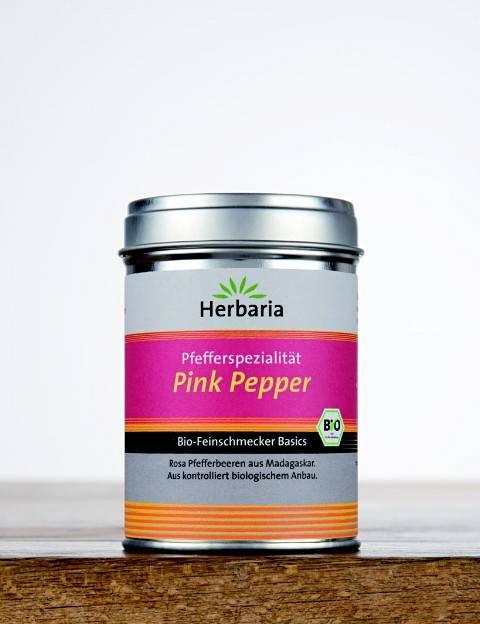 Herbaria BIO Pfefferspezialität Pink Pepper 40g