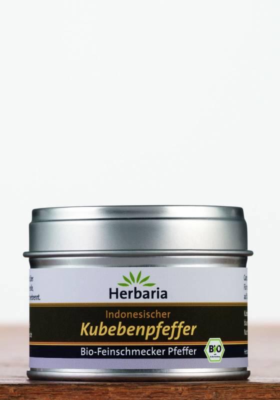 Herbaria BIO Indonesischer Kubebenpfeffer 20g
