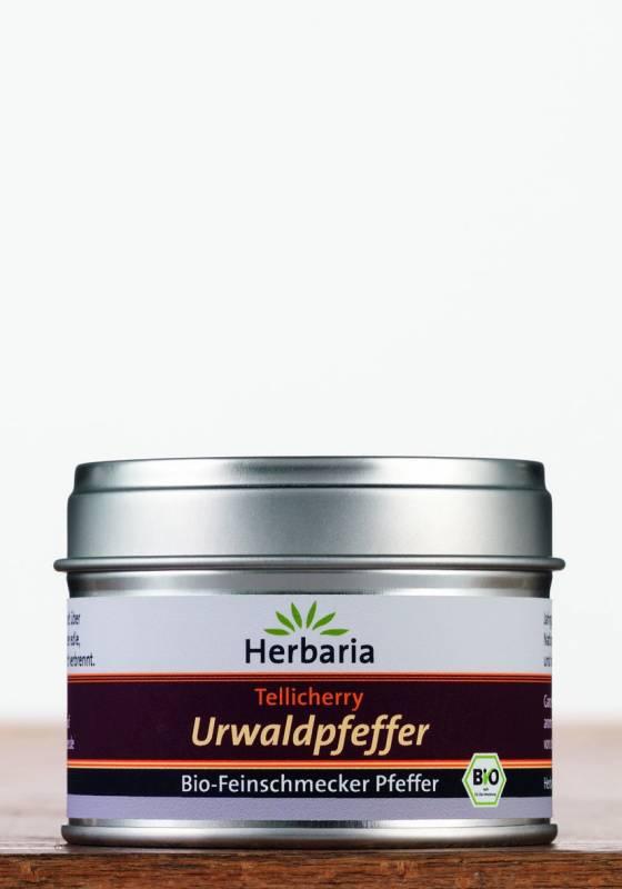 Herbaria BIO Tellicherry Urwaldpfeffer 30g