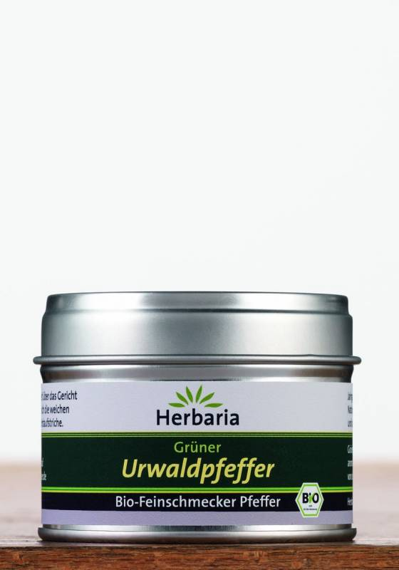 Herbaria BIO Grüner Urwaldpfeffer 15g
