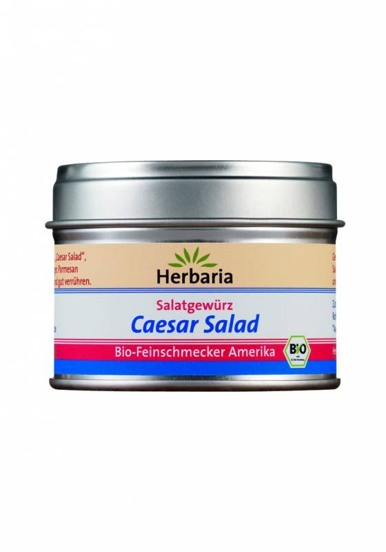 Herbaria BIO Caesar Salad - Salatgewürz 45g