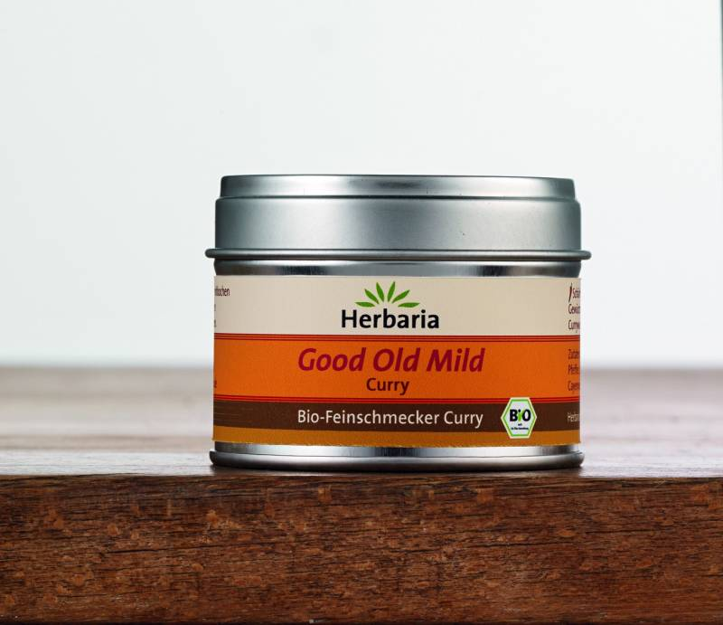 Herbaria BIO Good Old Mild Curry 25g
