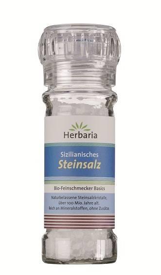 Herbaria Sizilianisches Steinsalz 100g