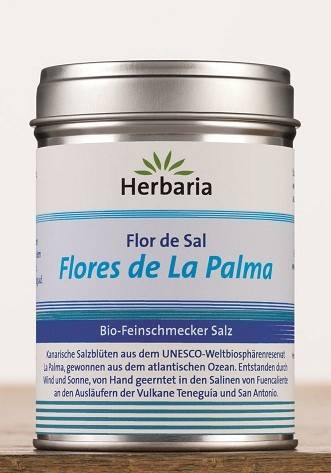 Herbaria Flor de Sal - Flores de La Palma 110g