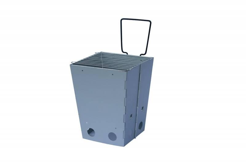 Grandhall Foldable charcoal Starter / klappbarer Anzündkamin