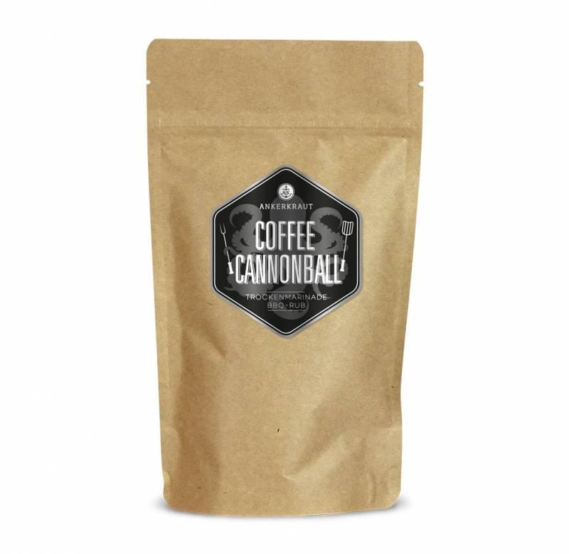 Ankerkraut Coffee Cannonball, 250g Tüte