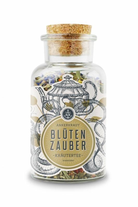 Ankerkraut Blütenzauber, Kräutertee, 50g Glas