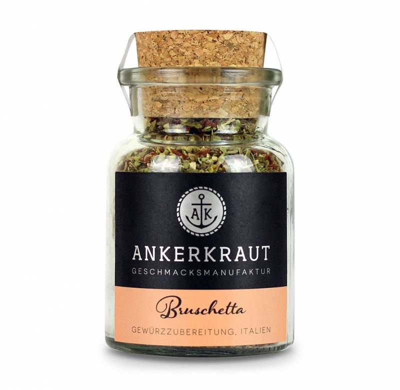 Ankerkraut Bruschetta, 55g Glas