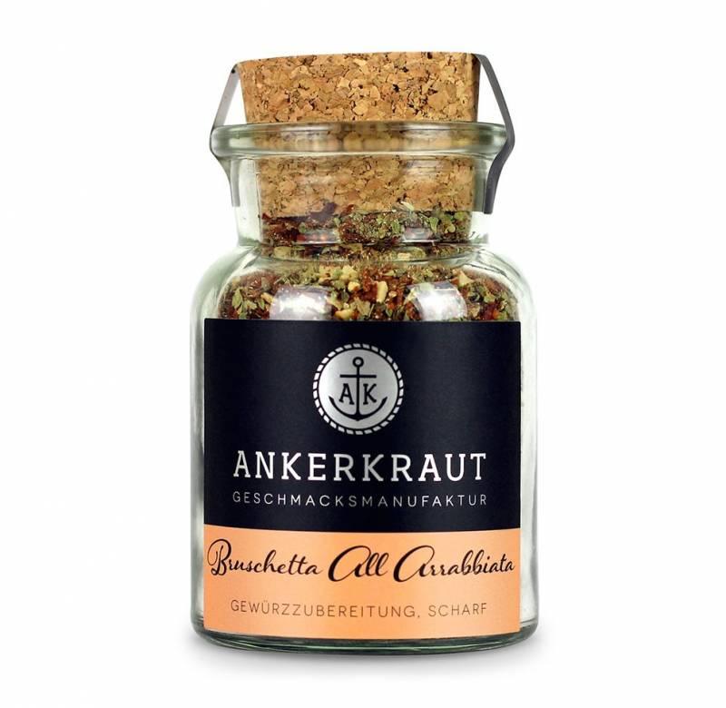 Ankerkraut Bruschetta All Arrabbiata Gewürz, 50g Glas