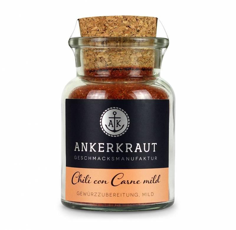 Ankerkraut Chili con Carne mild, 80g Glas