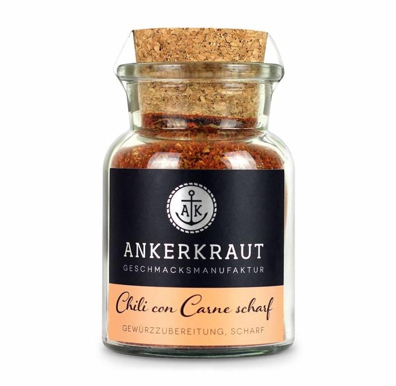 Ankerkraut Chili con Carne scharf, 80g Glas
