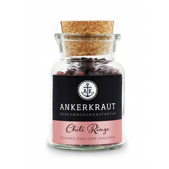 Ankerkraut Chili Ringe, 15g Glas