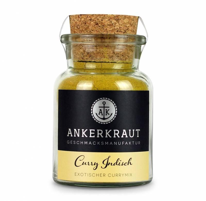 Ankerkraut Curry Indisch, 70g Glas