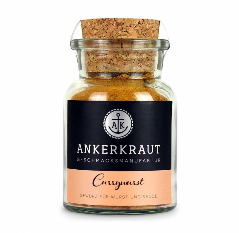 Ankerkraut Currywurst, 90 g Glas