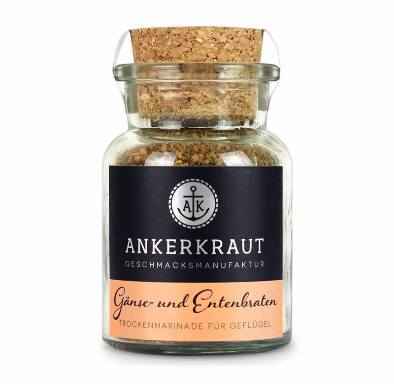 Ankerkraut Gänse- und Entenbraten Gewürz, 75 g Glas