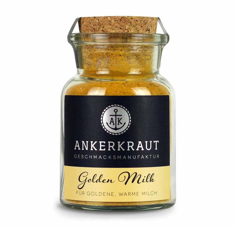 Ankerkraut Golden Milk, 75g Glas