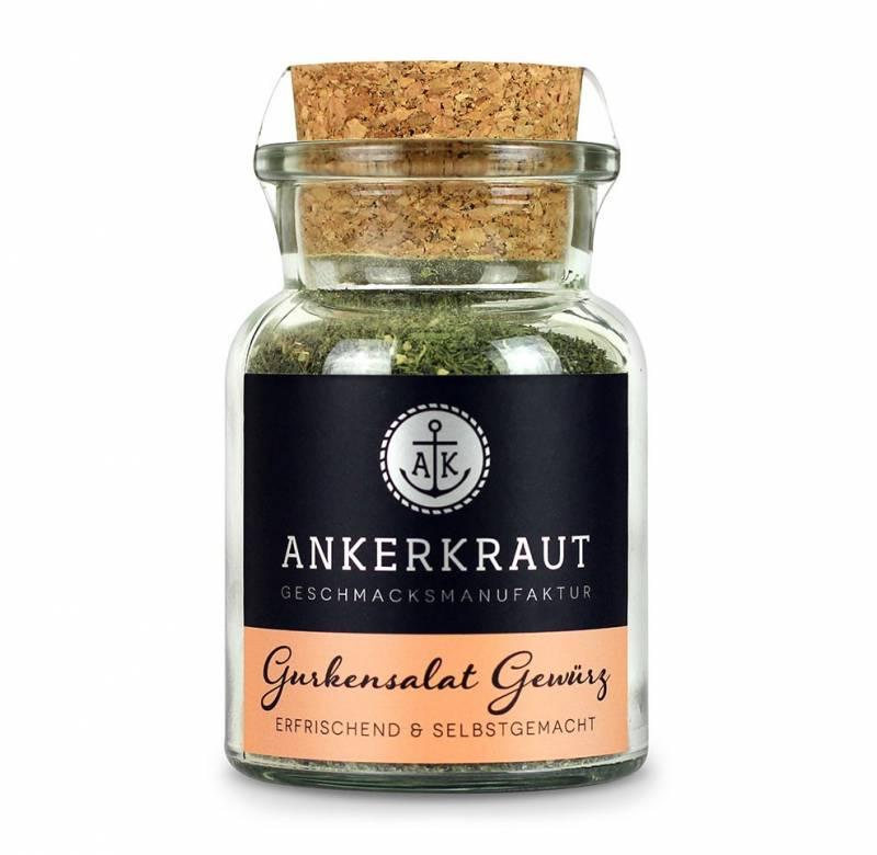 Ankerkraut Gurkensalat Gewürz, 60g Glas