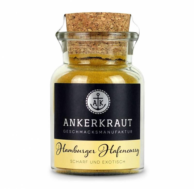 Ankerkraut Hamburger Hafencurry, 60g Glas