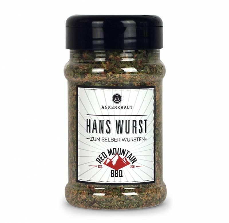 Ankerkraut Hans Wurst, 180g Streuer