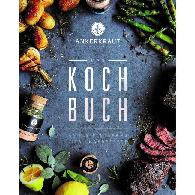 Ankerkraut - Das Kochbuch von Anne und Stefan - Auslaufartikel