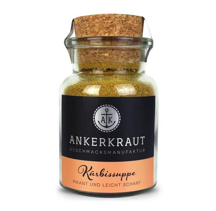 Ankerkraut Kürbissuppe, 95g Glas - Auslaufartikel