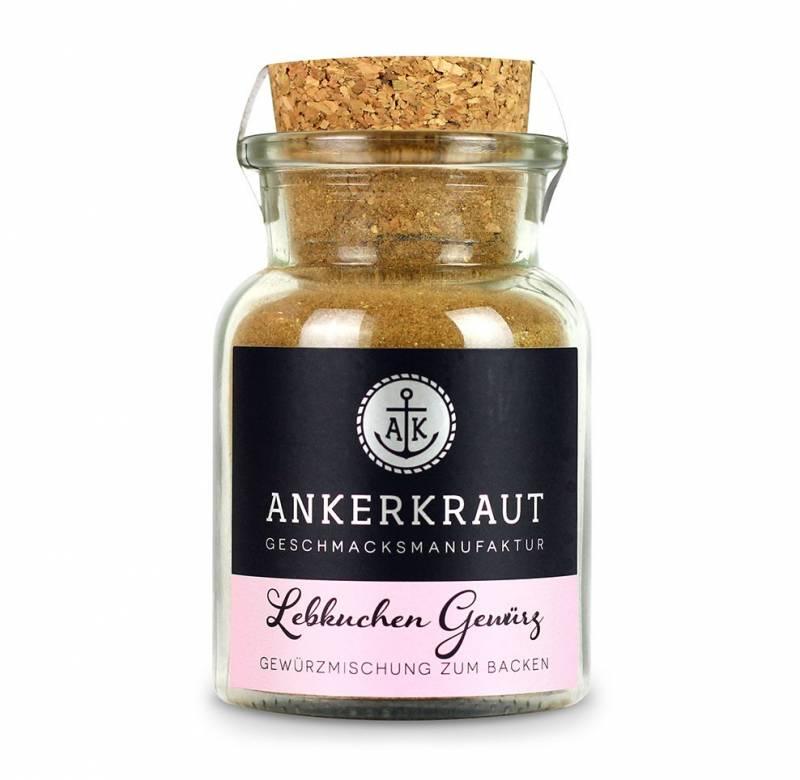 Ankerkraut Lebkuchen Gewürz, 60 g Glas