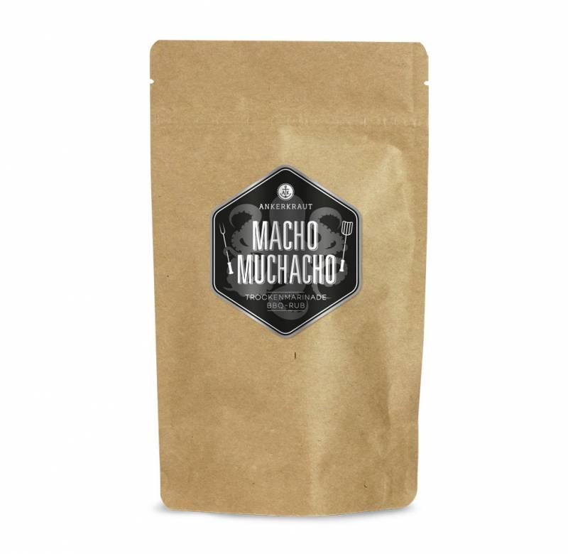 Ankerkraut Macho Muchacho, 250g Tüte