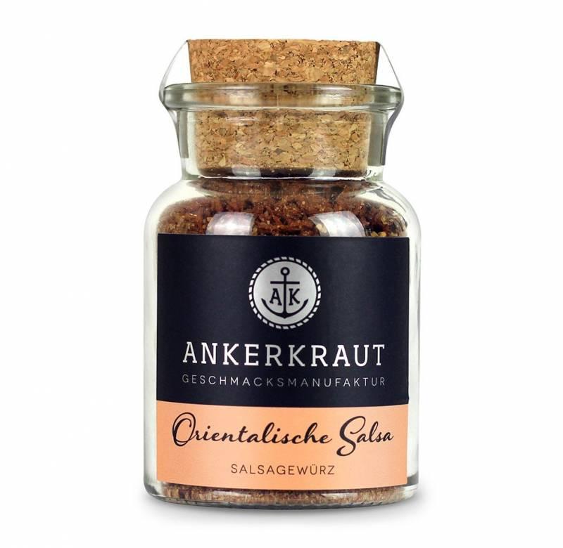 Ankerkraut Orientalische Salsa, 95 g Glas