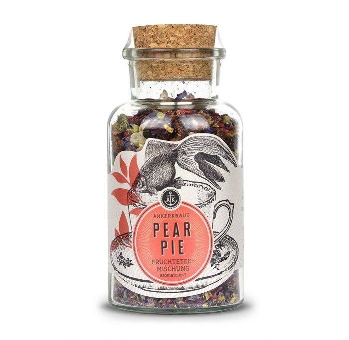 Ankerkraut Pear Pie, Früchteteemischung, 150g Glas