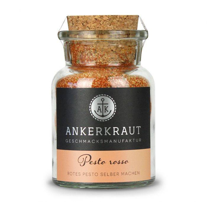 Ankerkraut Pesto Rosso, 100g Glas
